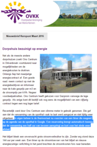 Thermostaat artikel
